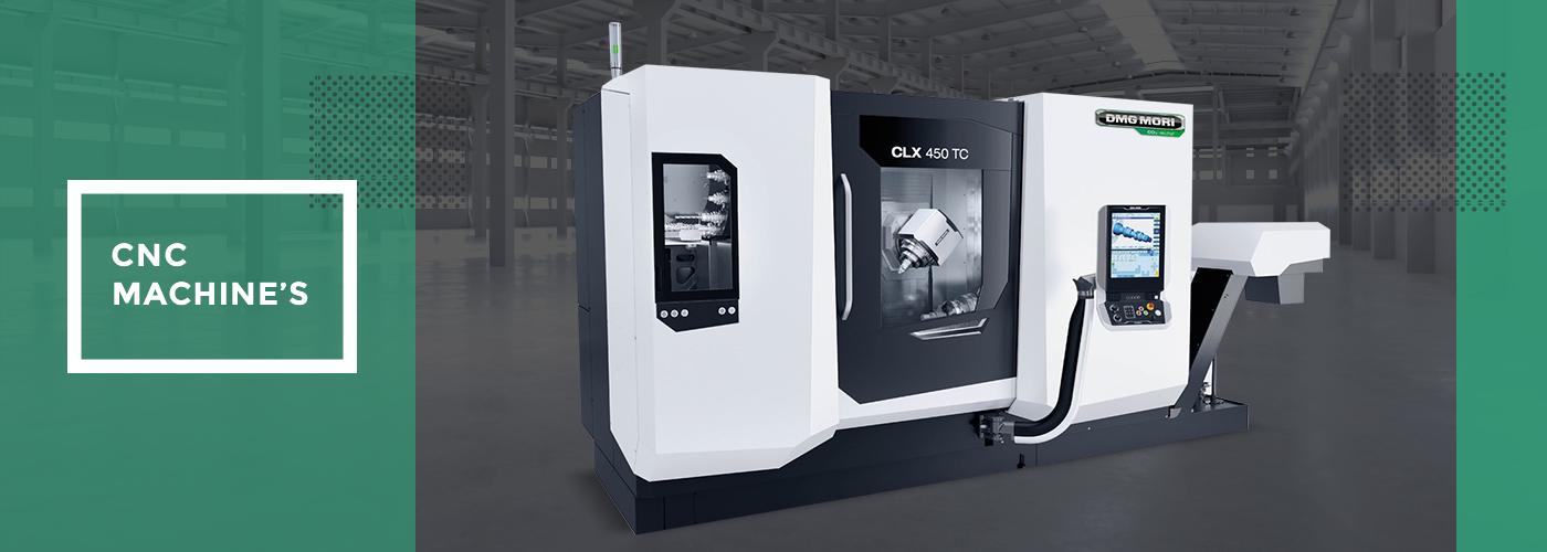 دستگاه تراش CNC