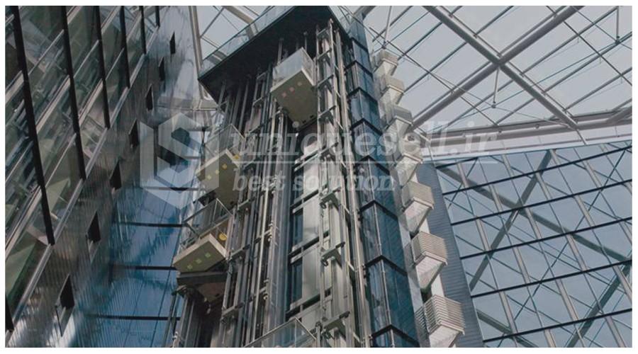ارزبری صنعت آسانسور نصف شد