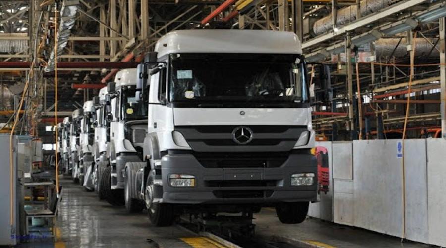 صادرات خودروهای تجاری ساخت داخل