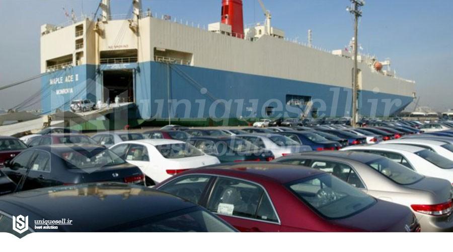 رئیس کمیسیون صنایع مجلس : به هیچ وجه موافق واردات خودروهای دست دوم نیستیم