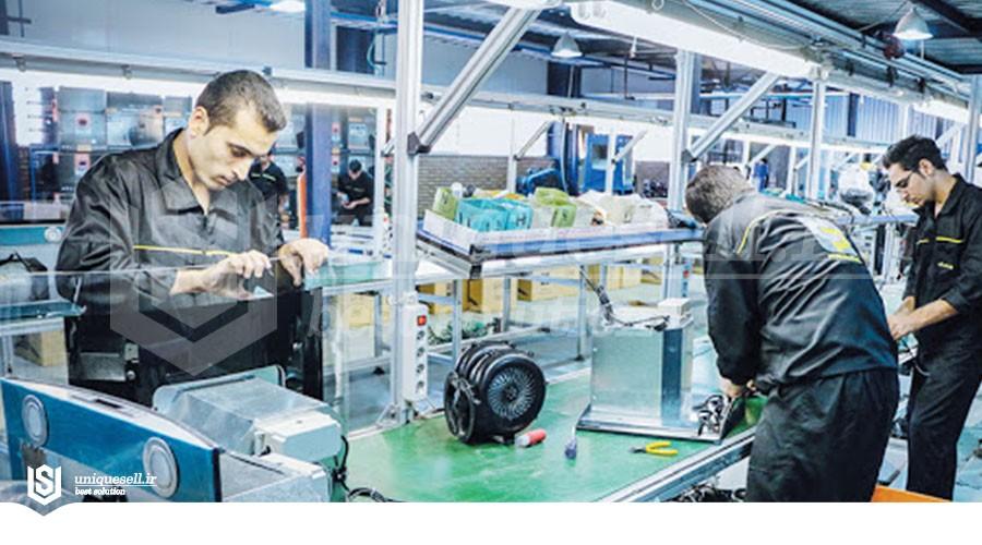 توسعه ساخت داخل اجزا و قطعات وارداتی صنعتی