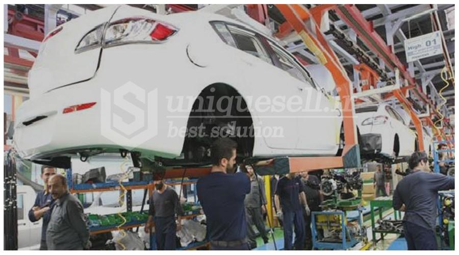 راه اندازی کارخانه ساخت موتورهای پیشرفته خودرو
