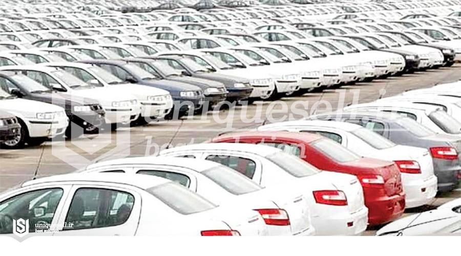 رشد ۴.۳ درصدی تولید خودروسازان بزرگ داخلی
