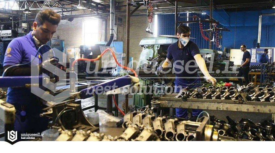 افزایش تولید بیش از دو برابری در ۸۶ واحد بزرگ صنعتی