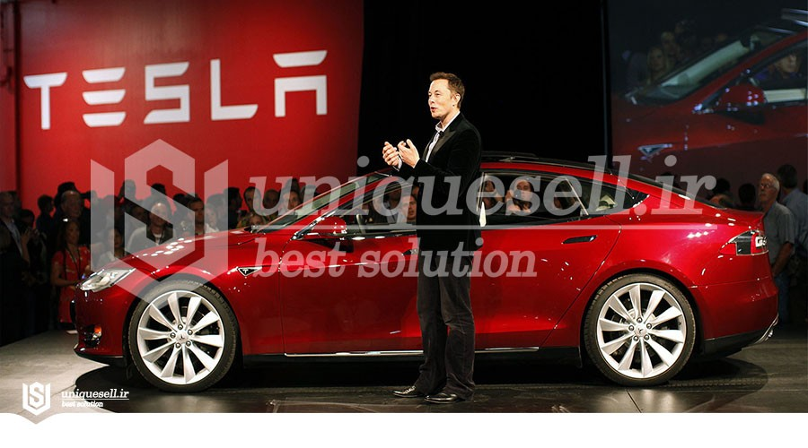 """ارزش """"تسلا"""" از ارزش مجموع ۹ شرکت خودروساز قبل از خود بیشتر است"""