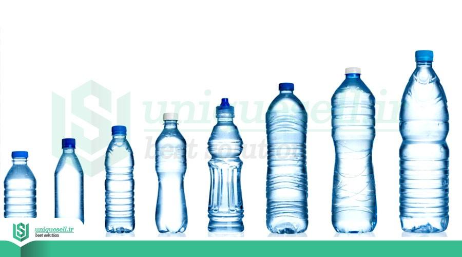 فرآیند تولید بطری های پلاستیکی