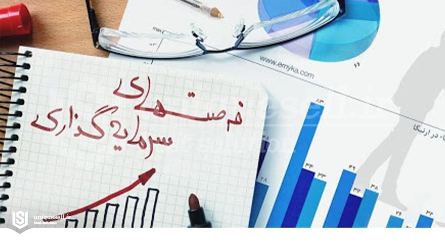 اعلام ۲۰۳ قلم کالا به عنوان فرصت های سرمایه گذاری برای داخلی سازی