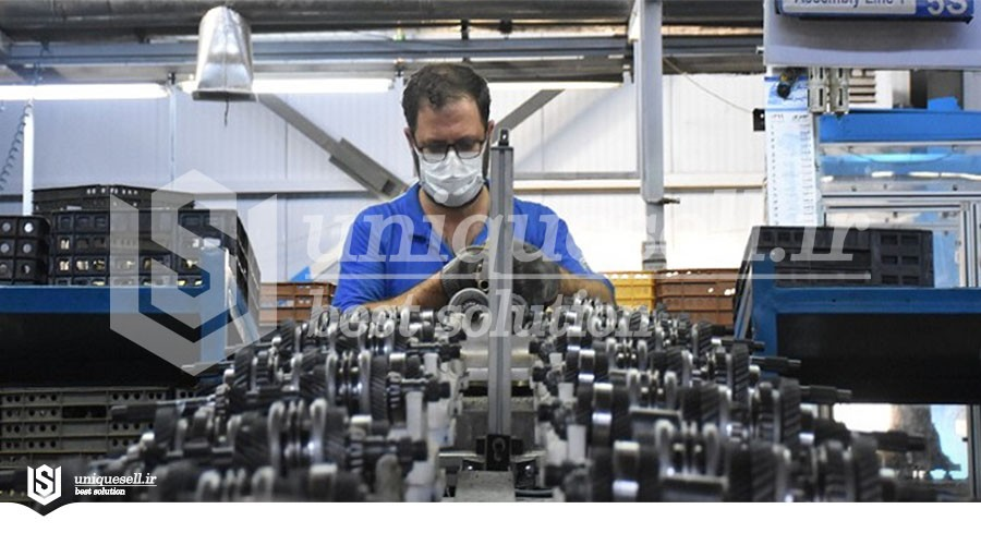 ایران خودرو در آستانه تولید گیربکس نیمه اتوماتیک
