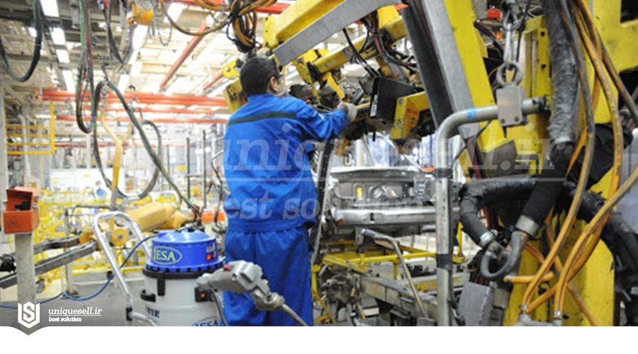 جلوگیری از خروج ۴۸ میلیون دلار ارز با تکیه بر توان تولید داخلی