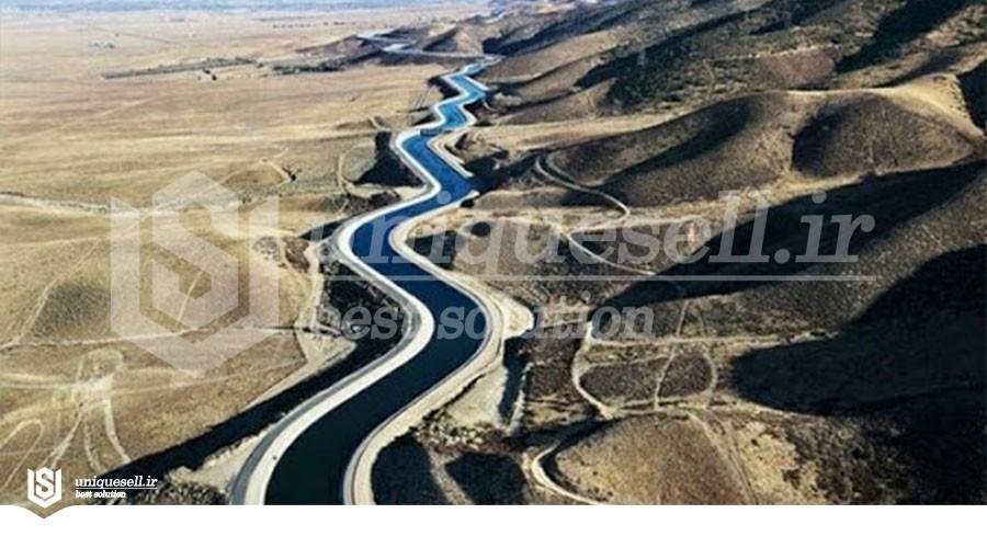 اتمام پروژه انتقال آب خلیج فارس به یزد