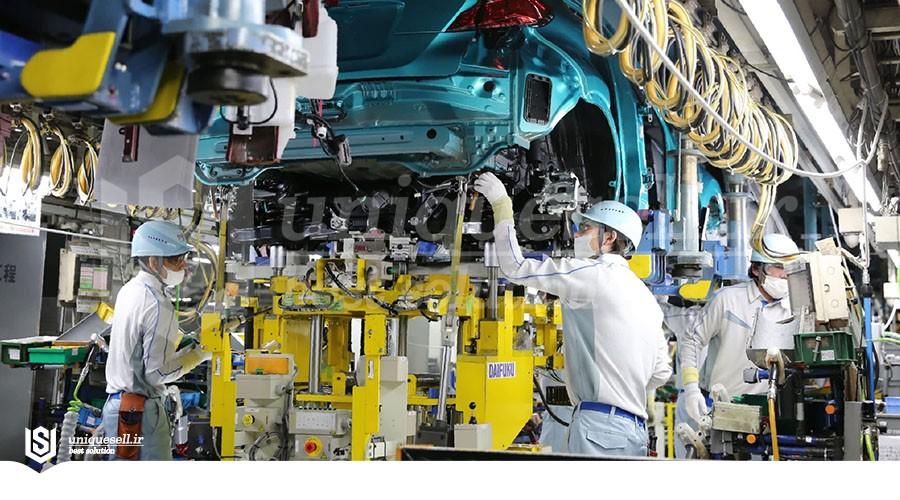 تحت تاثیر کرونا؛ تولید صنعتی ژاپن به پایینترین سطح ۷ ساله رسید