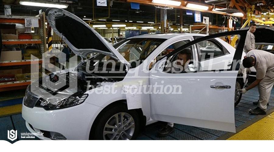 وزارت صنعت به دنبال افزایش تولید خودرو