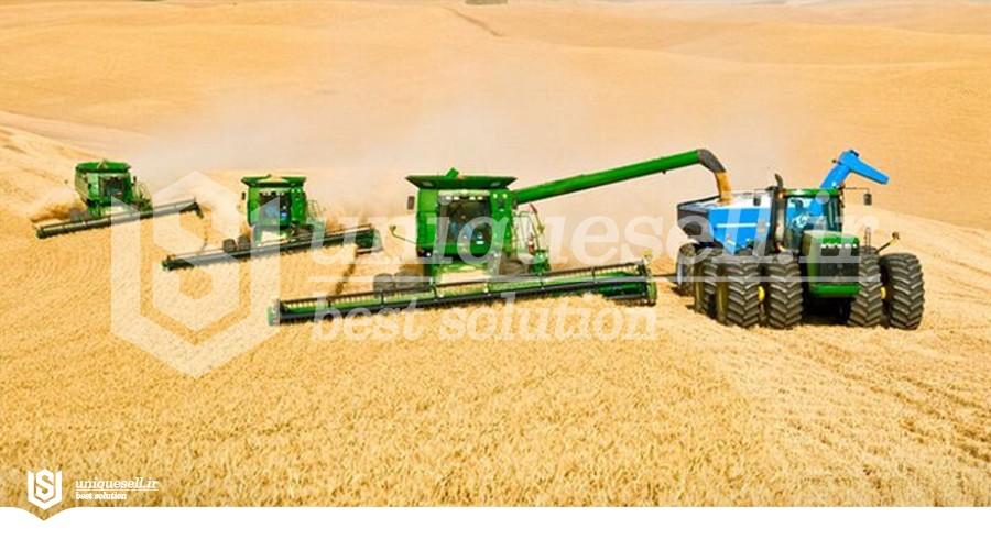 تجاریسازی ۴ محصول کشاورزی