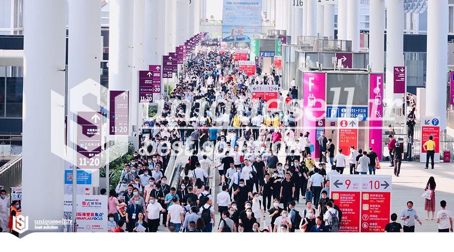 دومین روز نمایشگاه Chinaplas2021