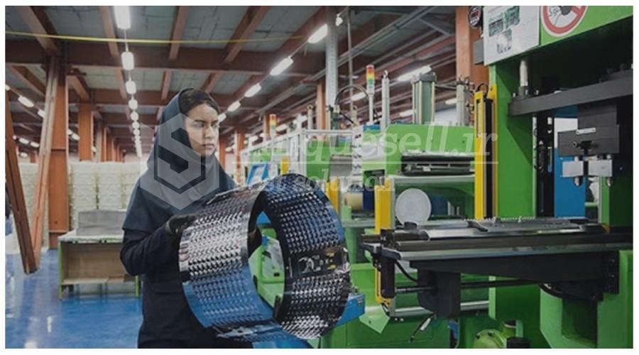 رشد ۵۹ درصدی تولید ماشین لباسشویی در کشور