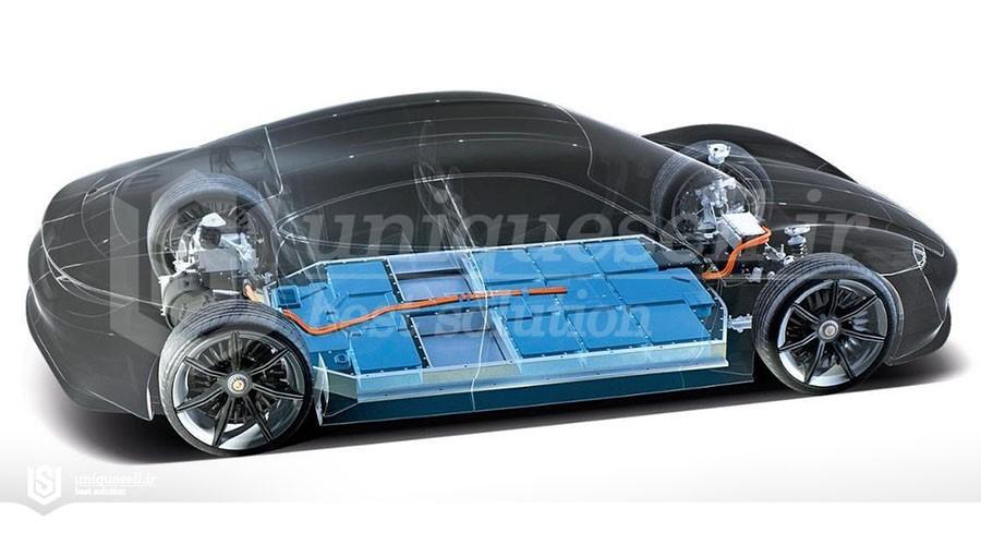 ساخت باتری برای خودروهای برقی در کشور شروع شد