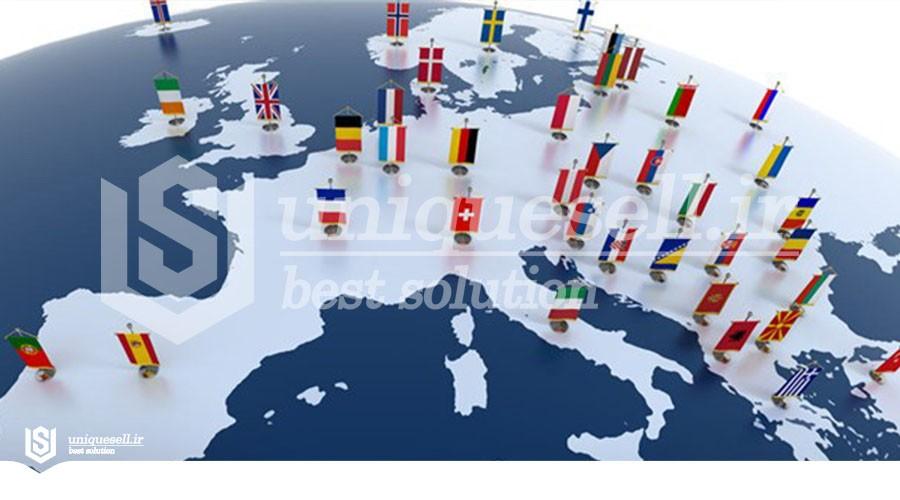 وضعیت اشتغال در کشورهای اروپایی