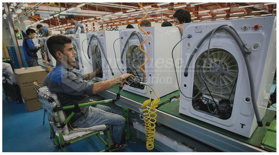 ظرفیت بالای کشور در تولید و صادرات در صنعت لوازم خانگی