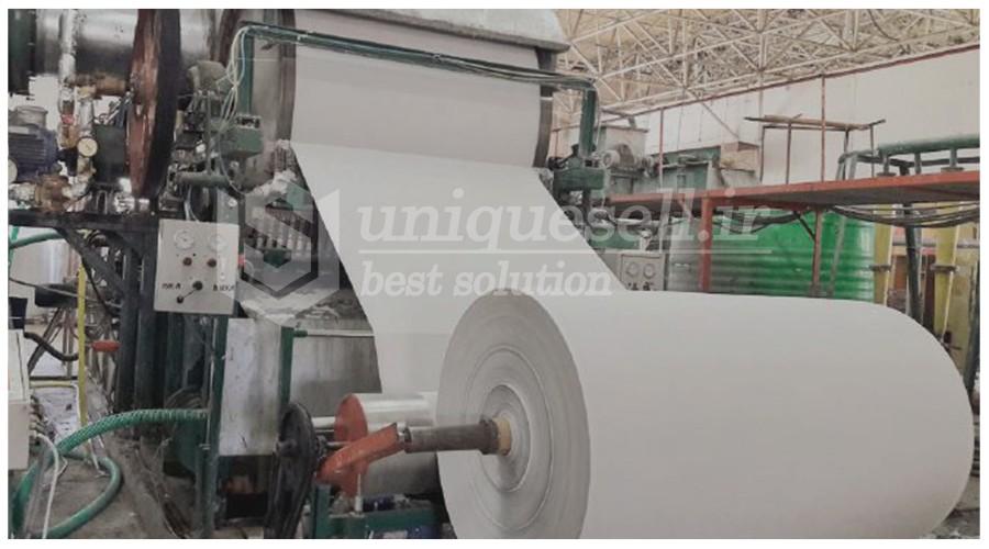 توسعه بزرگترین شرکت تولید کننده کاغذ کشور