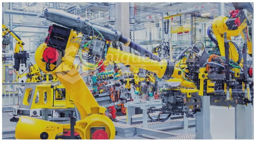 انقلاب رباتیک کشور در هشت صنعت