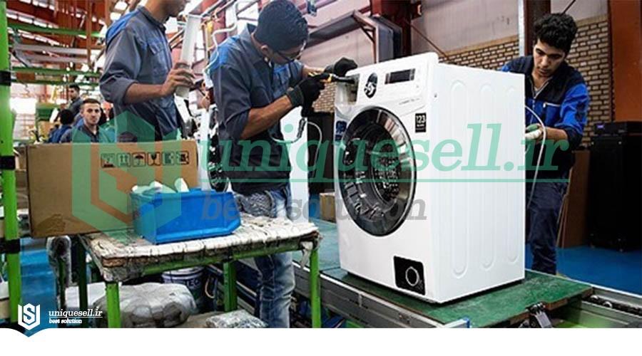 افزایش هزینه تولید عامل اصلی کاهش صادرات لوازم خانگی ایران