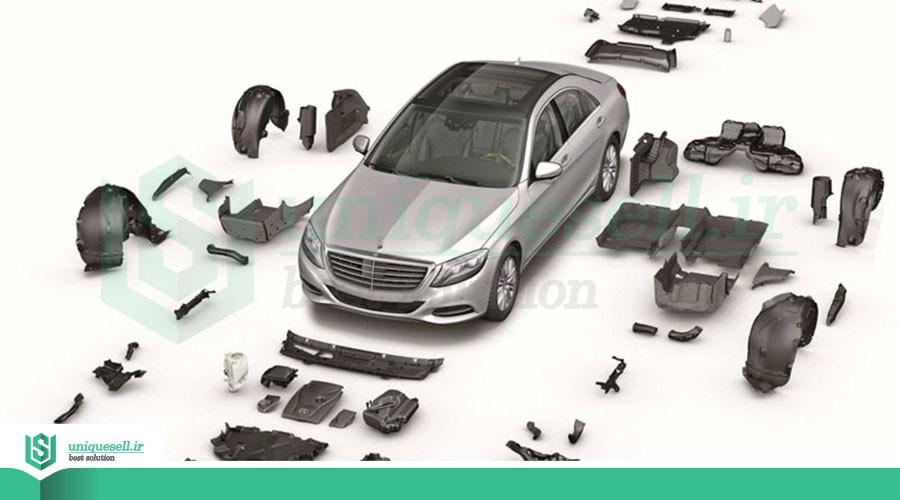 مزایای استفاده از تکنولوژی تزریق پلاستیک در ساخت خودرو
