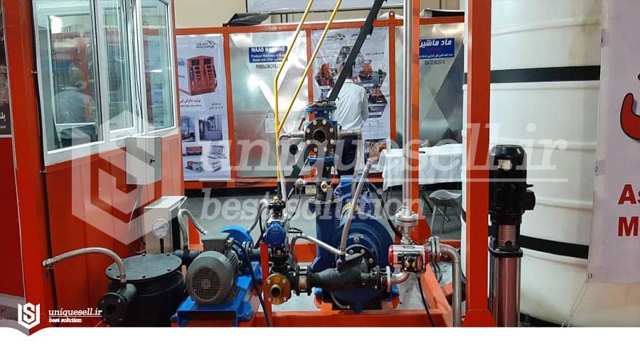 دوازدهمین نمایشگاه بین المللی قیر، آسفالت، عایقها و ماشین آلات وابسته BAIEX2021