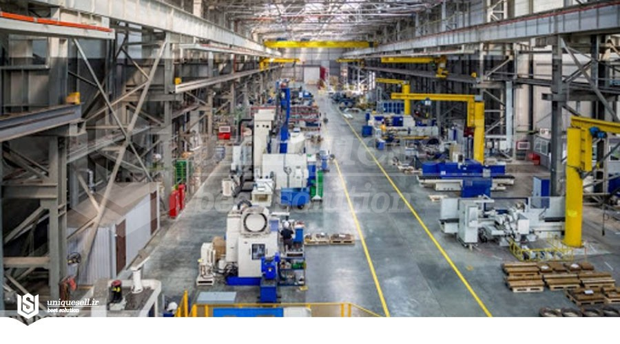 نیاز کشور به خودکفایی در تولید ماشین آلات و قطعات صنعتی