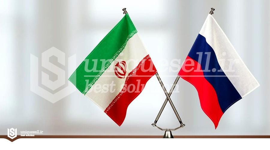 رشد ۱۰۵ درصدی صادرات ایران به روسیه